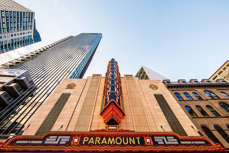 Theatre District, loger à Boston