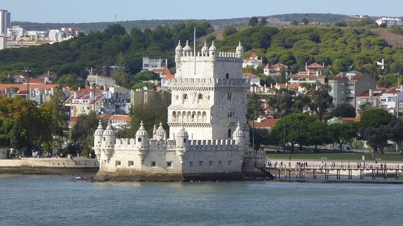 Les plus beaux endroits à visiter au Portugal, La Tour de Bélem