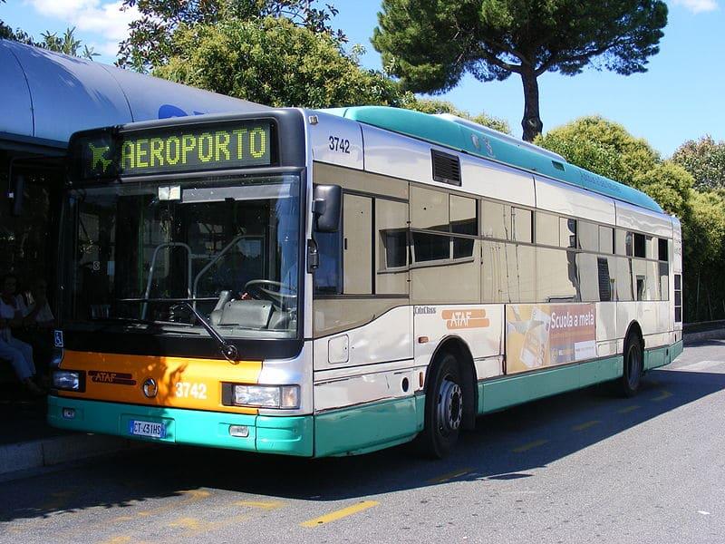 Transport en bus depuis l'aéroport de Florence