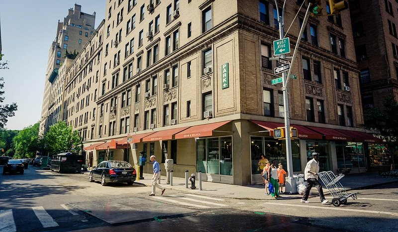 Upper East Side, loger à Manhattan