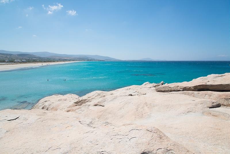 Vivlos, loger à Naxos