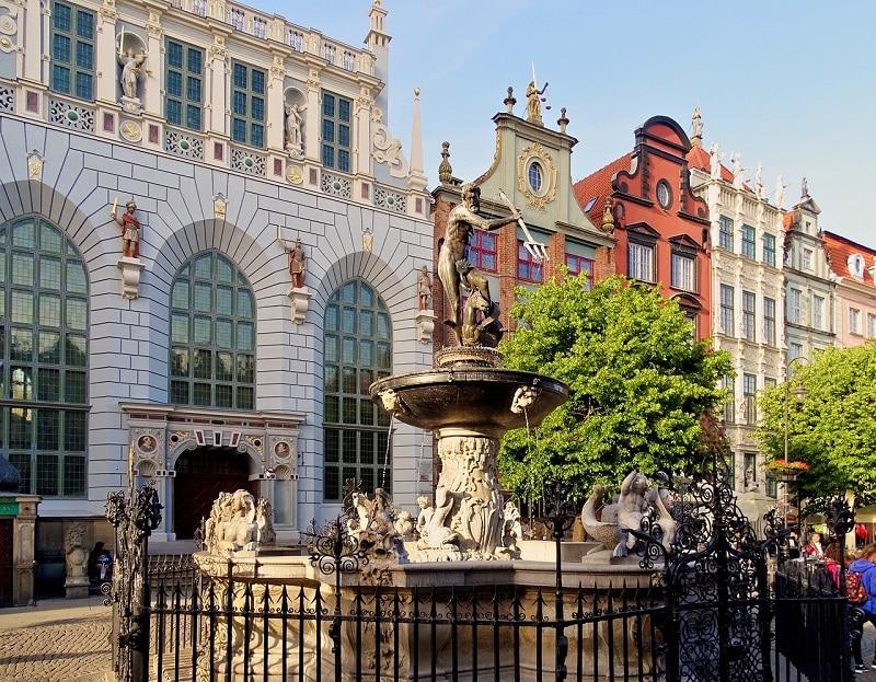 9 choses Incontournables à faire à Gdansk, voie royale