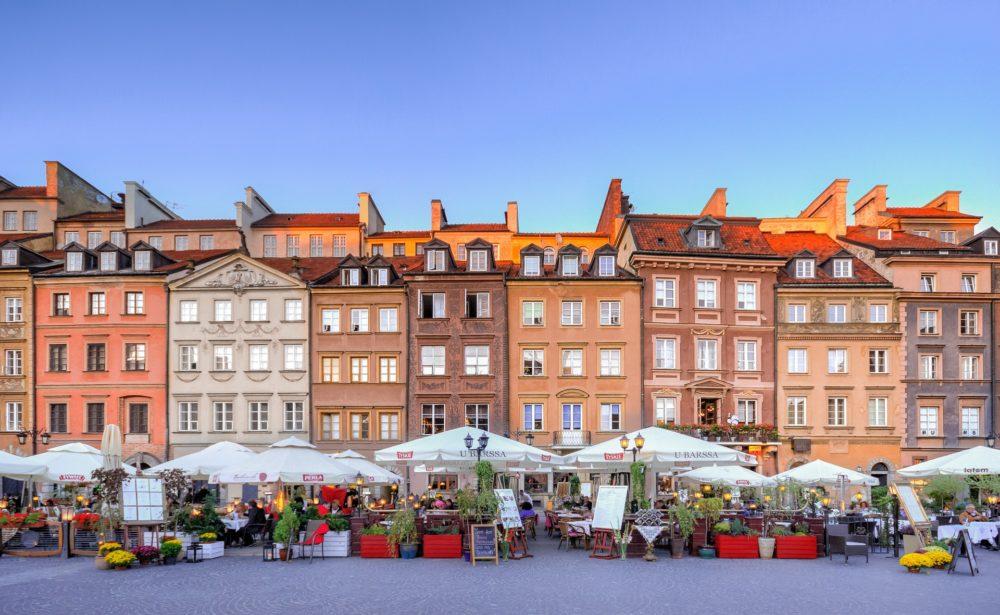 Nouvel An 2019 à Varsovie: 3 jours à partir de 135€ par personne (Vol+Hôtel) !