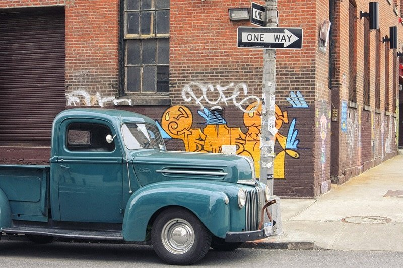 Williamsburg, loger à Brooklyn