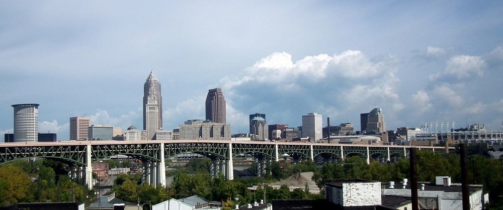 Brancher dans Cleveland Ohio