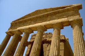 Visiter la Vallée des Temples à Agrigente
