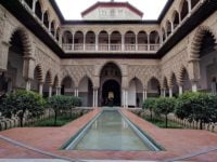 Visiter Alcazar, Seville