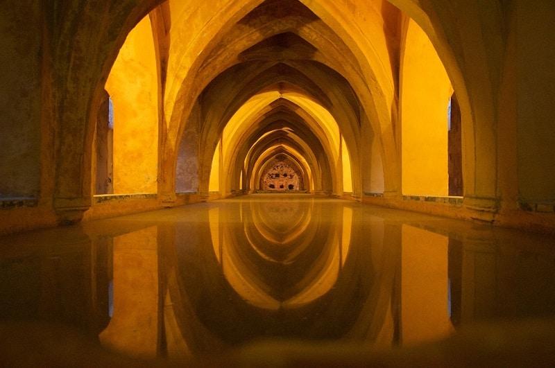 Alcazar, Seville