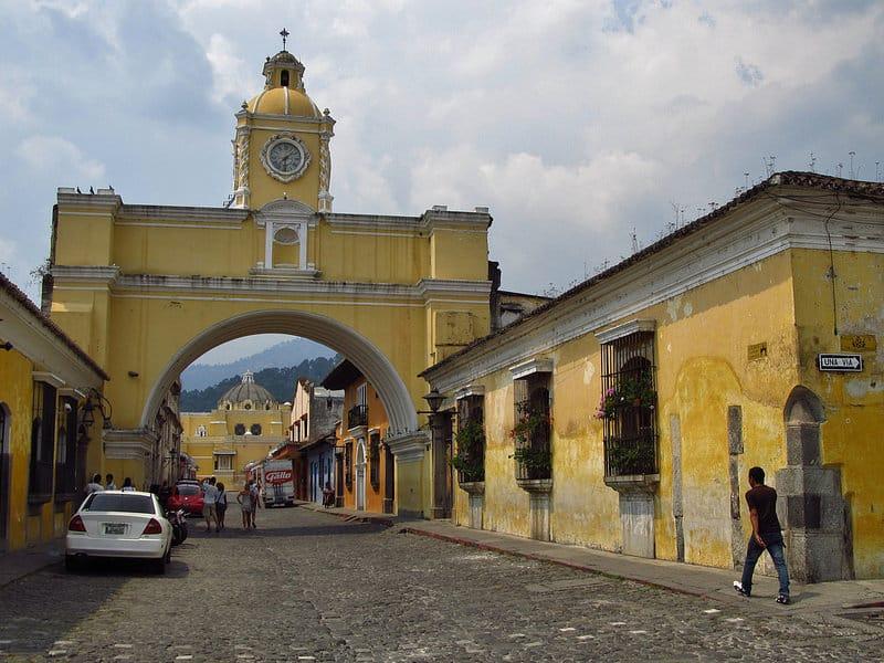 Antigua, Guatemala incontournables