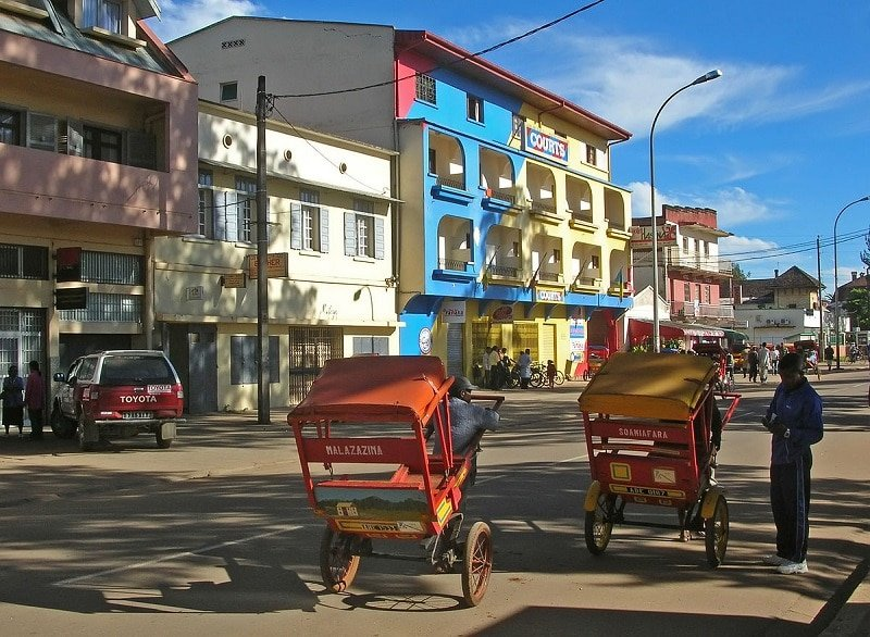 Loger Madagascar, Antsirabe