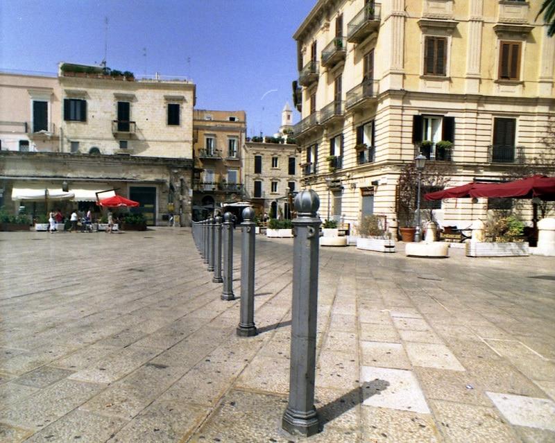 Visiter Bari, vieux centre