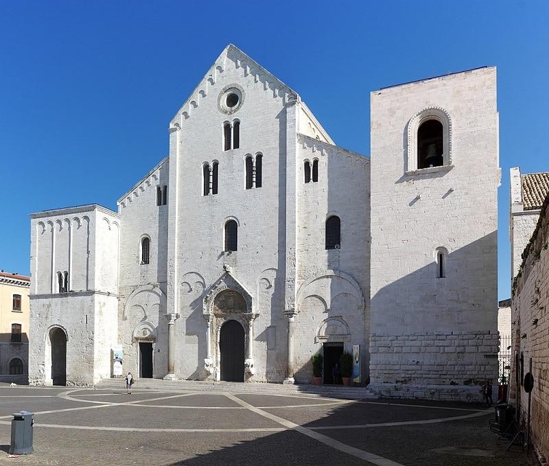 Visiter Bari, basilique San Nicolas