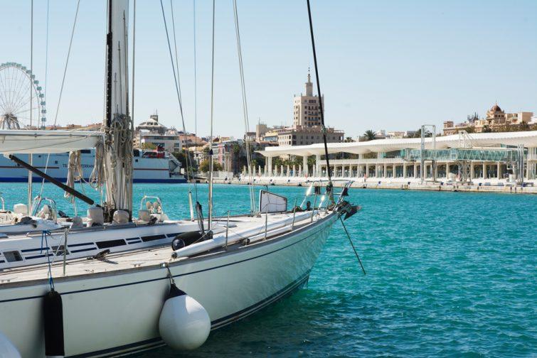 Visiter et louer un bateau à Malaga