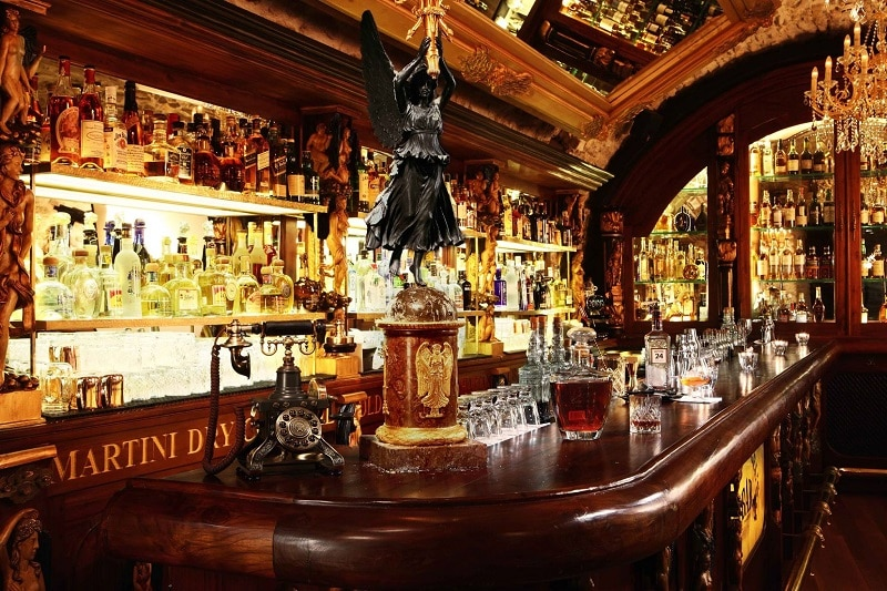 Meilleur bar cocktail Prague, Blakc Angel's