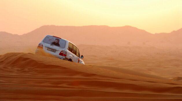 12 jours à Dubaï pour la Toussaint : 652€ (vols A/R + hôtel 4* petit dej' + activités)