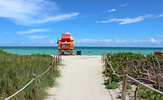 1 semaine à Miami à partir de 549€ par personne (Vols A/R + hébergement + voiture de location)