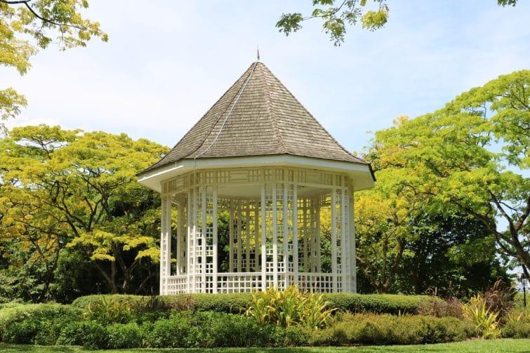Jardin botanique de Singapour