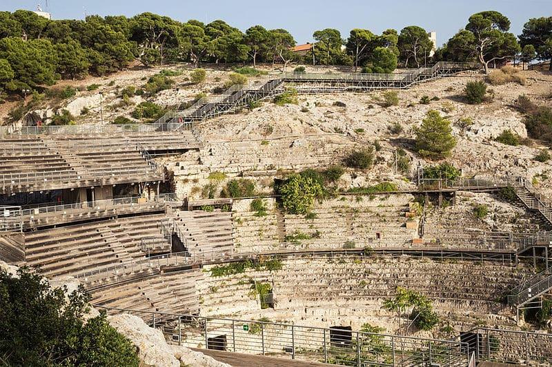 Amphithéâtre romain Cagliari