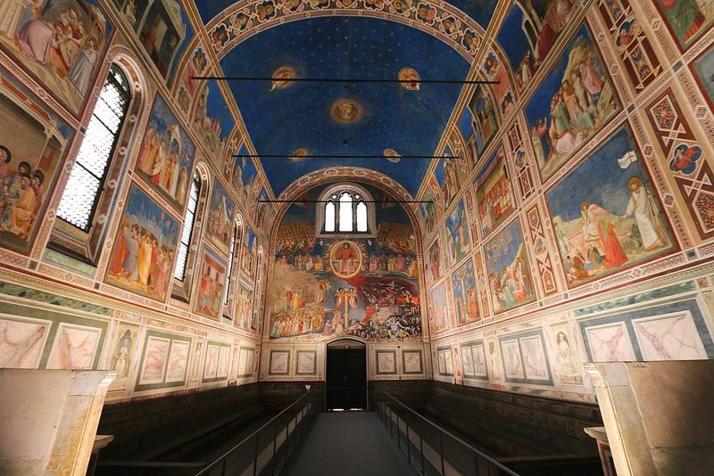 Cappella degli Scrovegni, Padoue