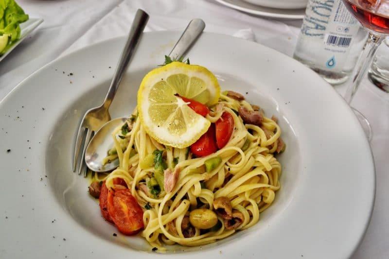 Visiter Capri, cuisine traditionnelle