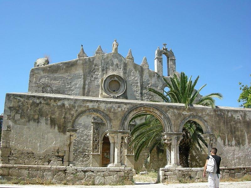 Catacombes de San Giovanni, Syracuse