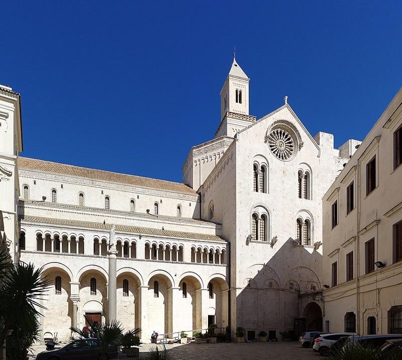 Visiter Bari, Cathédrale San Sabino