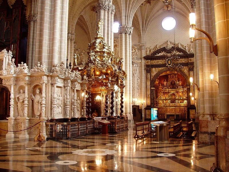 Incontournables Saragosse, Cathedrale San Salvador