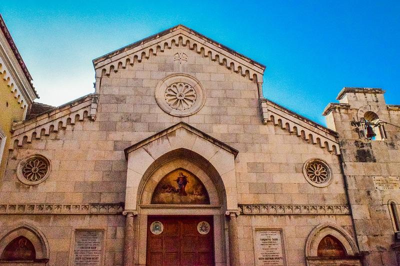 Cathédrale de Sorrente