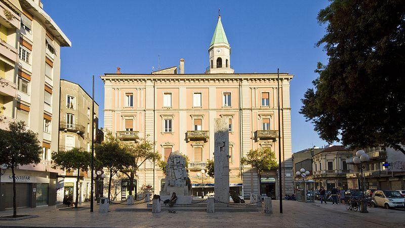 Centre, loger à Pescara