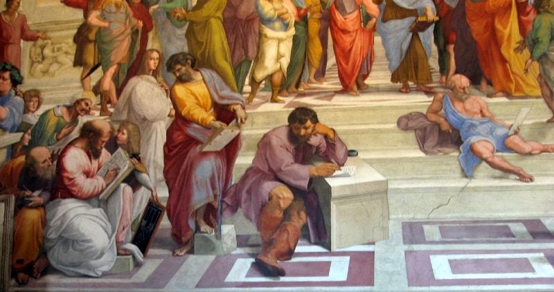 Chapelle Sixtine, Les Chambres de Raphael