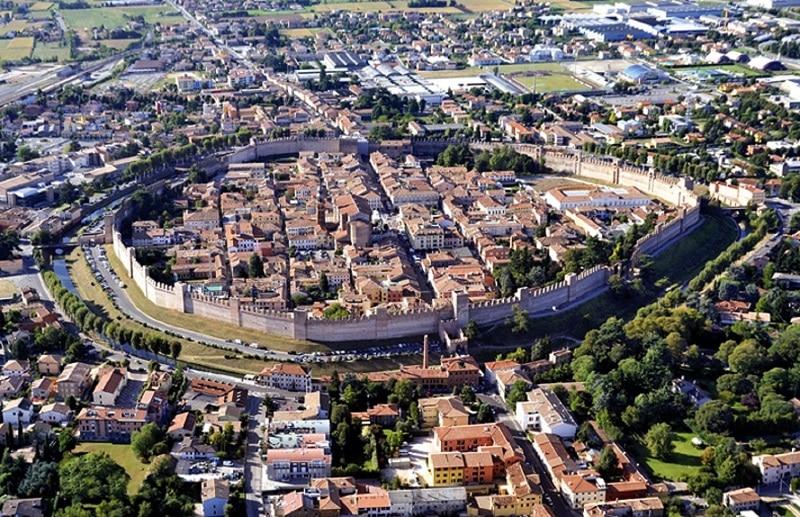 Cittadella, Padoue