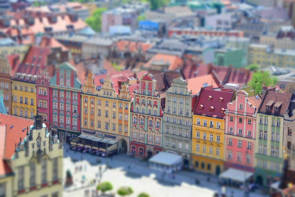 5 jours à Wroclaw à la Toussaint à partir de 117€ par personne (Vol + Hôtel)