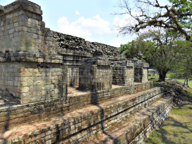 Découvrir le site maya de Copan au Honduras