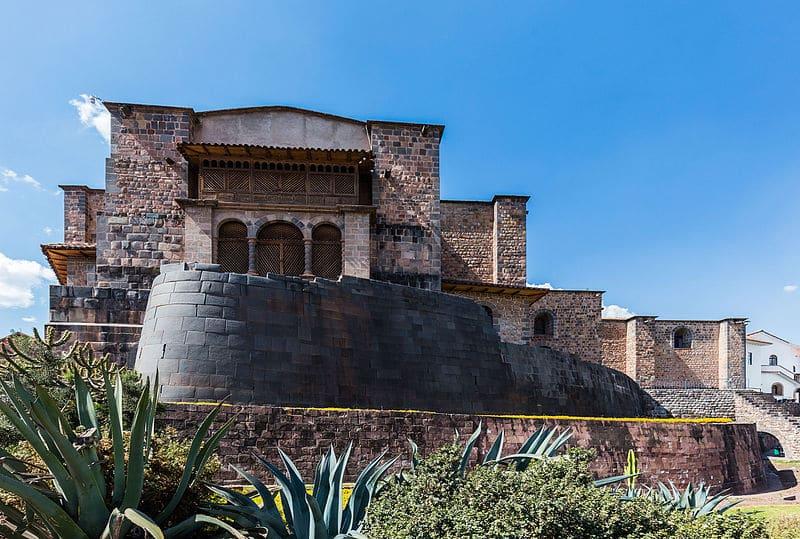 Visiter Cuzco, Coricancha
