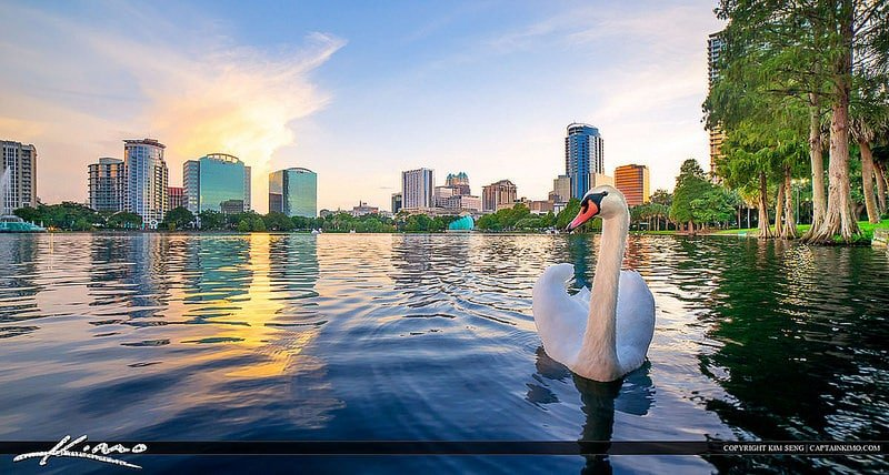 Downtown, loger à Orlando