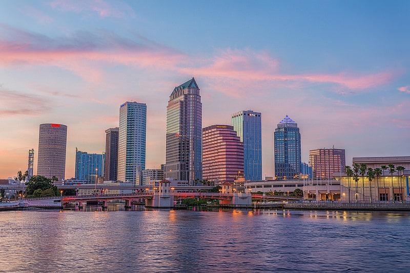 Downtown, loger à Tampa