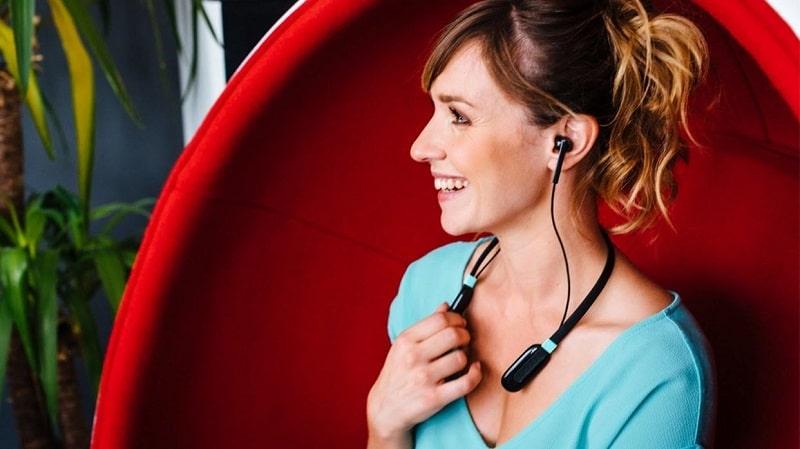 Écouteurs anti-bruit en voyage