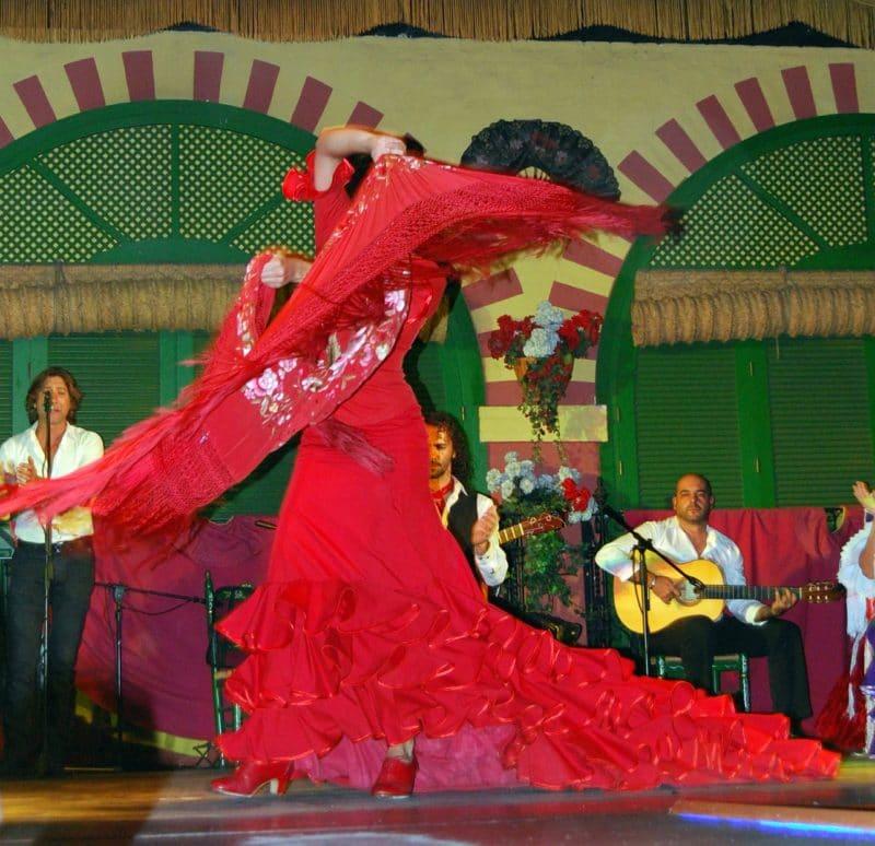 Visiter Malaga, Flamenco