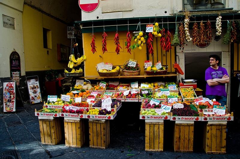 Gastronomie locale de Sorrente