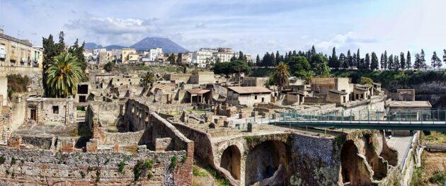 Visiter Herculanum, le site antique situé près de Naples