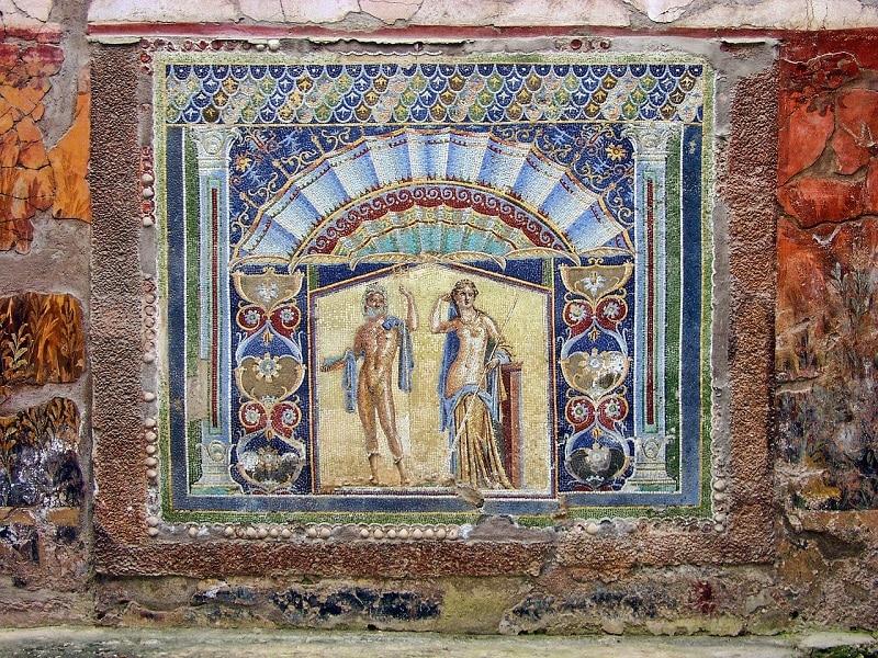 Visiter Herculanum, histoire