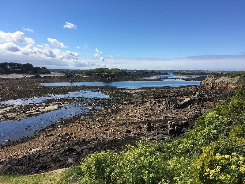 Visiter Bretagne, iles de Brehat
