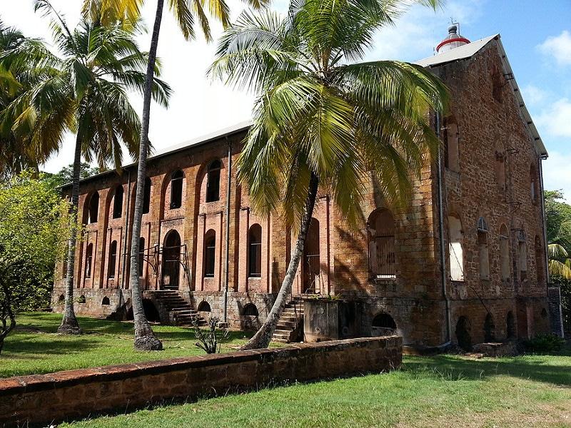 Île du Salut, Guyane