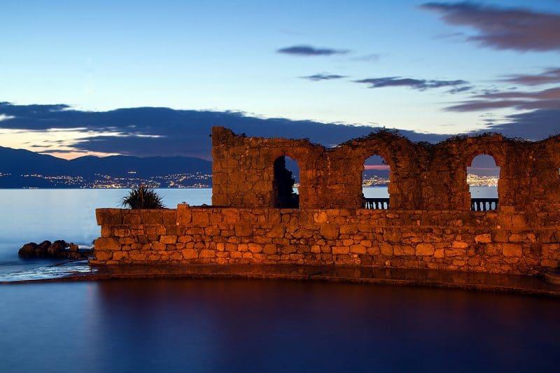 Île Krk, Croatie