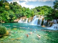 Le parc national de Krka