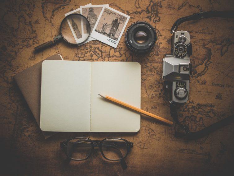 Editer un carnet de voyage et l'imprimer