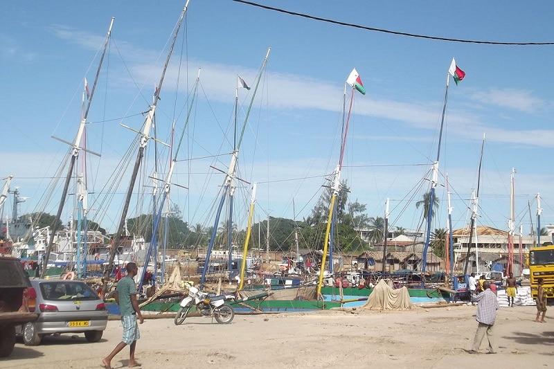Loger Madagascar, Majunga