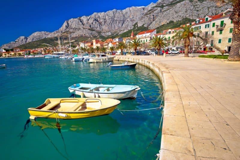 Makarska, Croatie