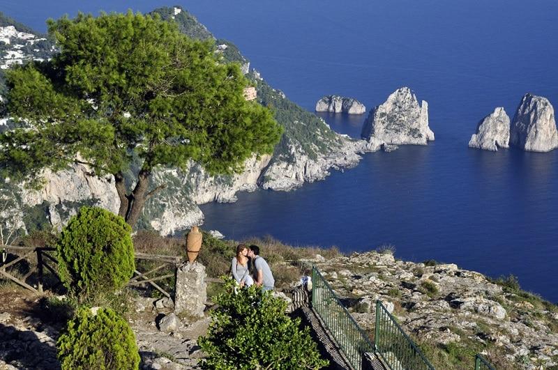 Visiter Capri, Mont Solaro