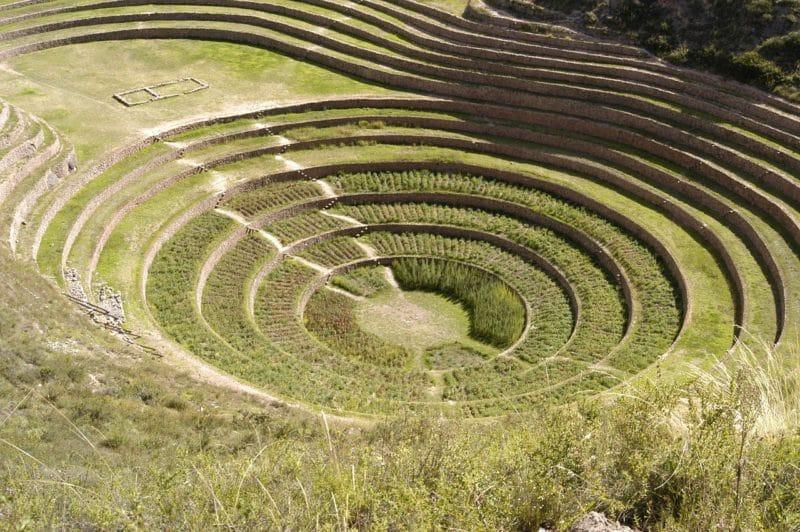 Visiter Cuzco, Moray